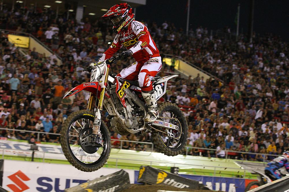2012 Las Vegas Supercross