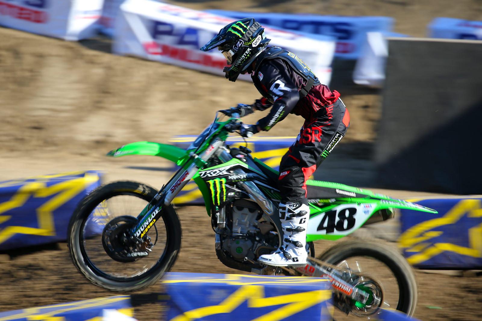 2015 Anaheim 1 Supercross