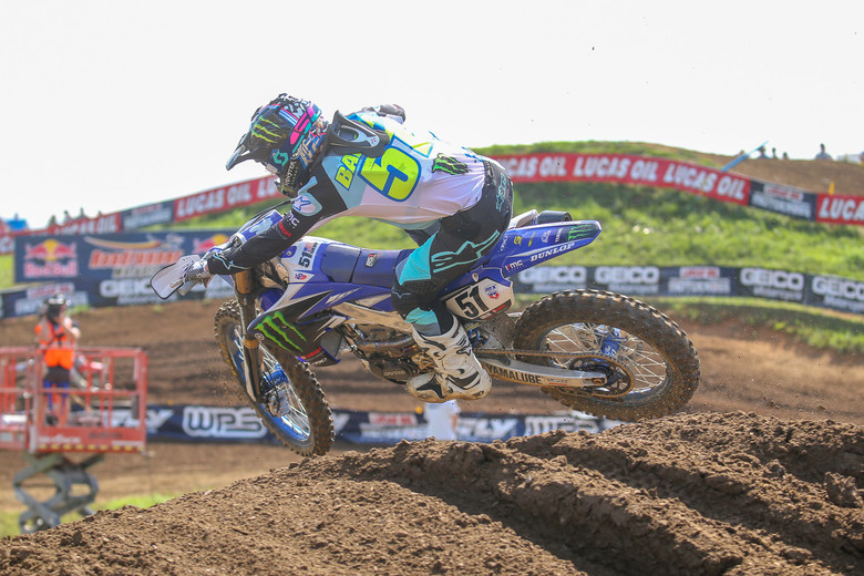 Justin Barcia has established himself as a consistent podium contender.