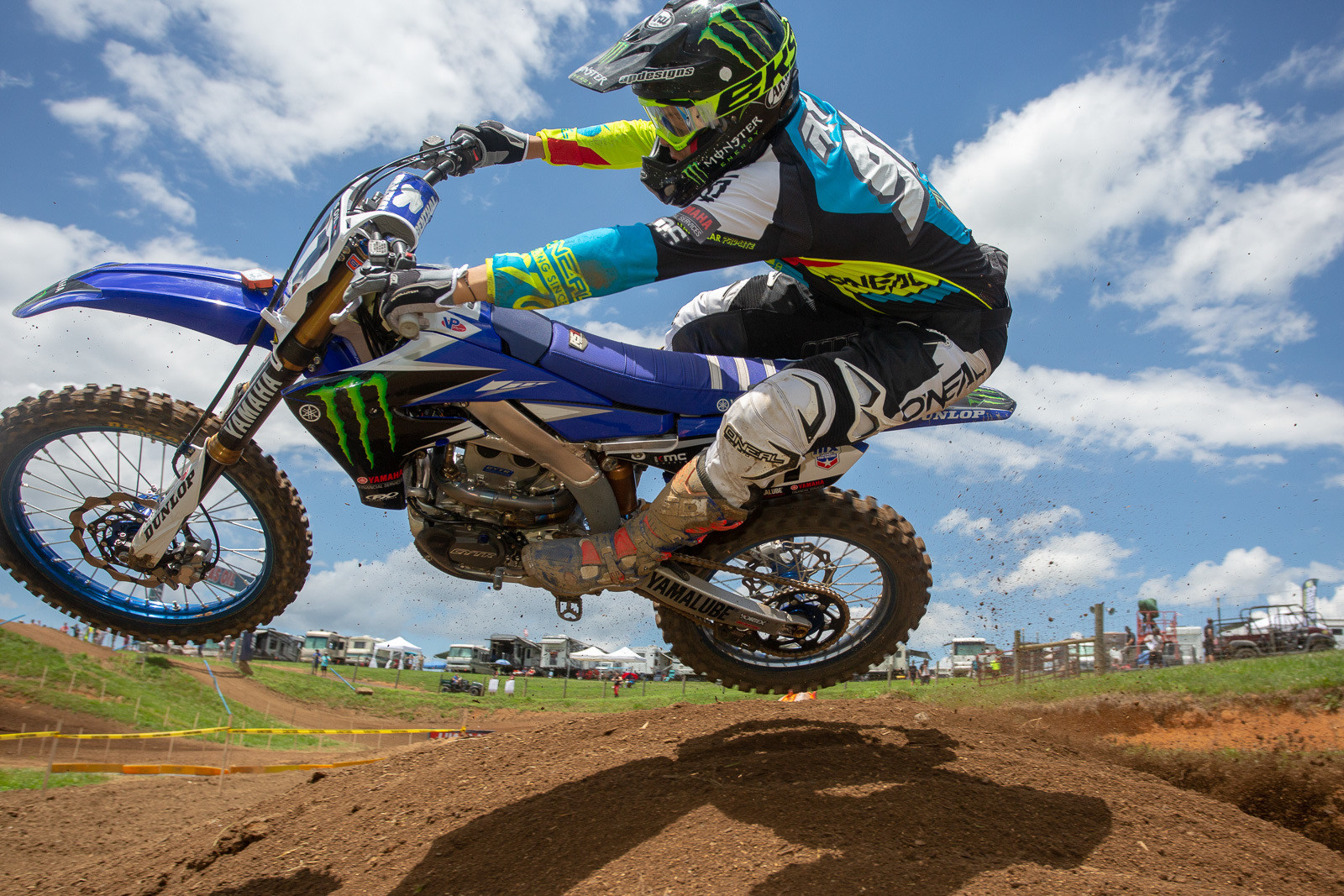 Muddy Creek was the last round of fill-in duty for Alex Ray with the Monster Energy/Yamaha Factory Racing crew. Cooper Webb should be back in the saddle for Southwick.