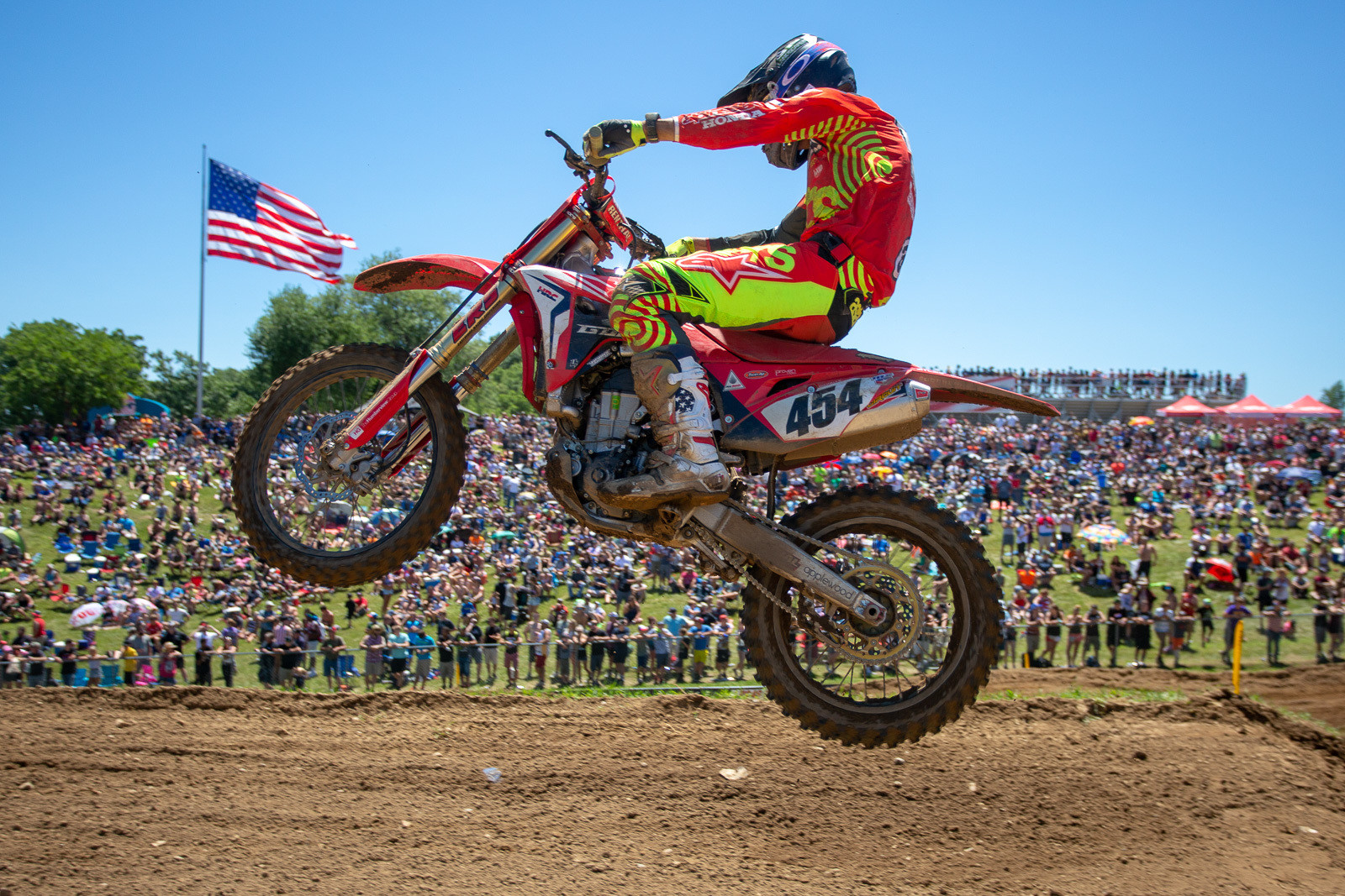 Kudos to British visitor, Jake Nicholls, whose 9-13 was good for tenth overall.