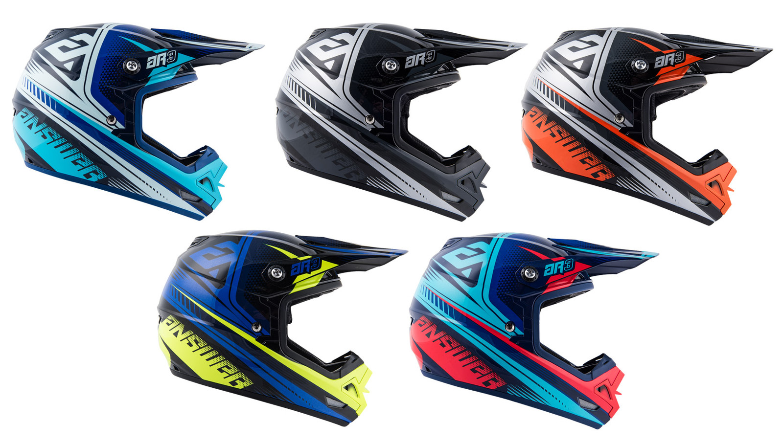 2019 Answer AR3 Helmet