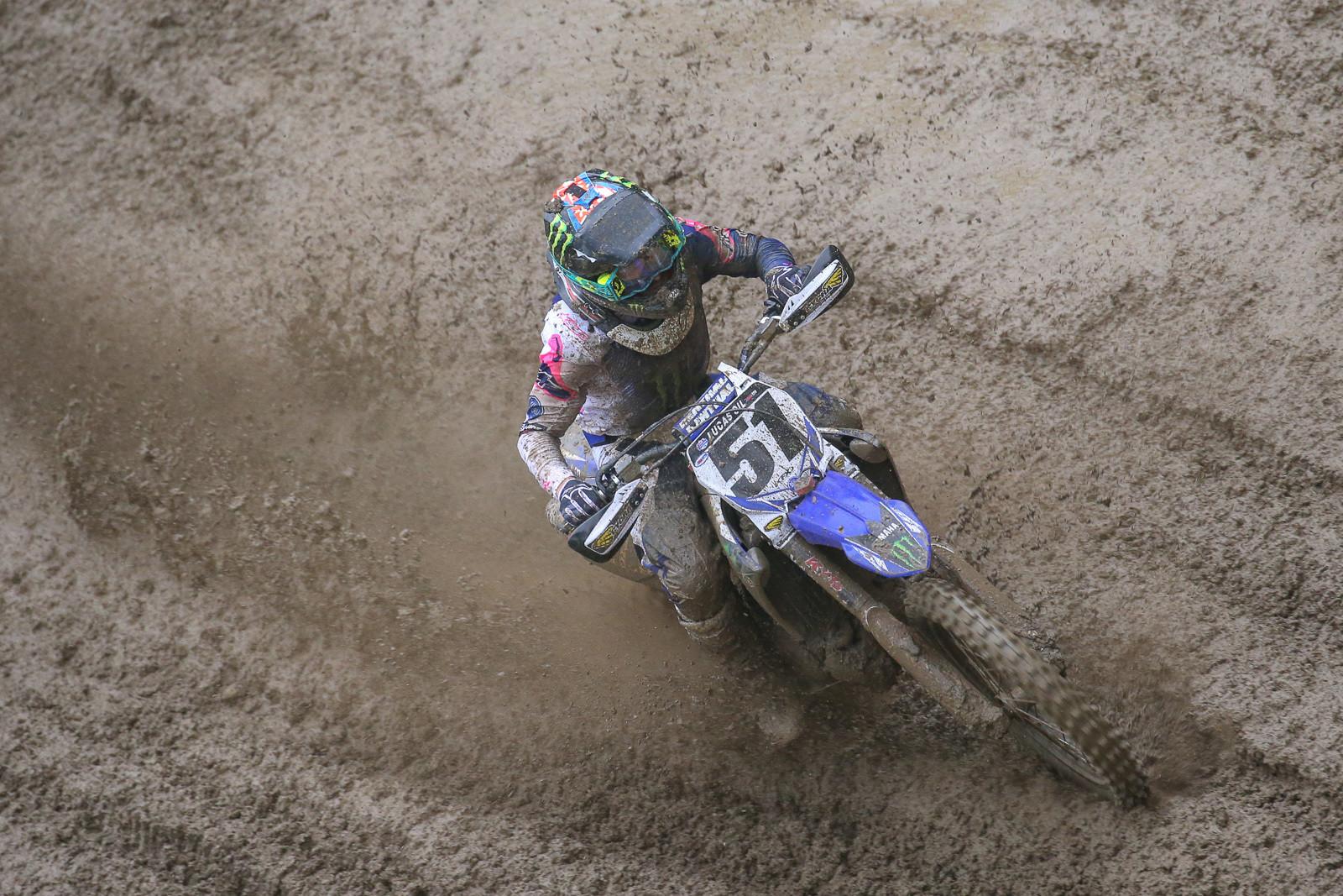 Justin Barcia.