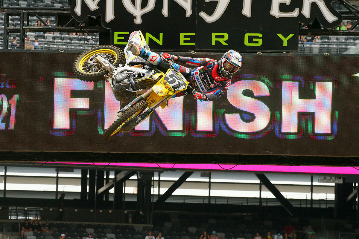 2017 East Rutherford Supercross