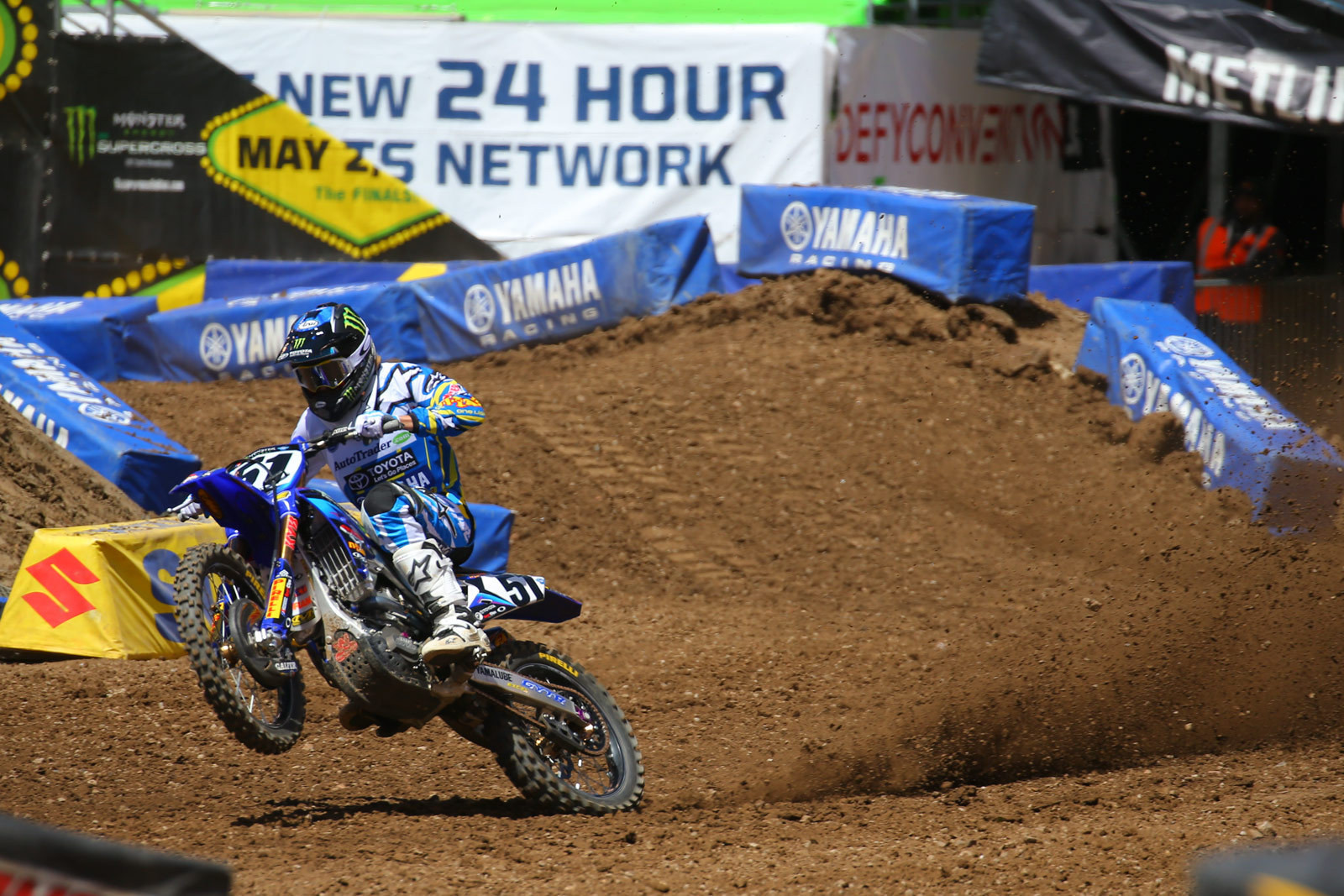 2015 East Rutherford Supercross