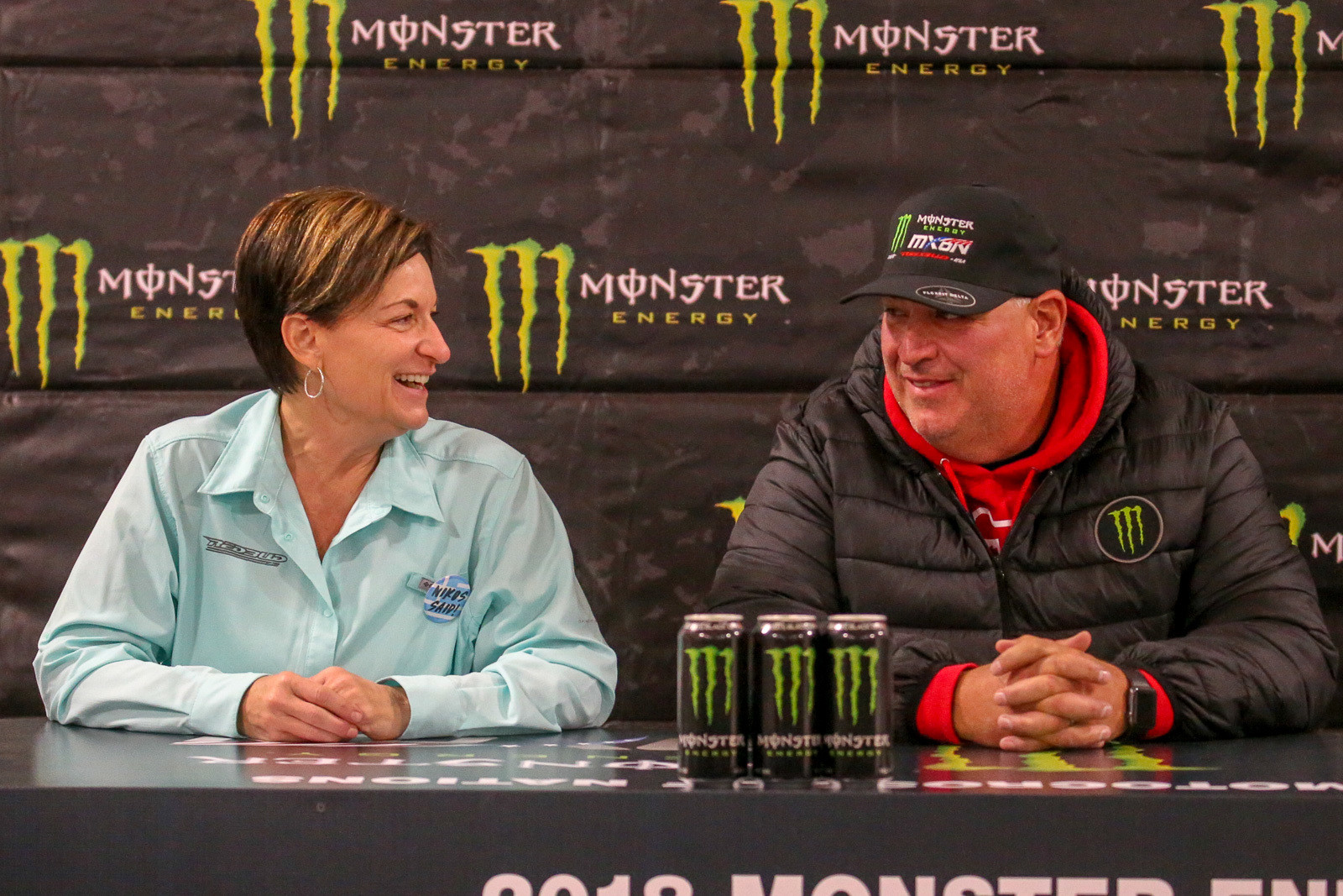 First off, we've got to give props to Amy and Tim Ritchie, who fulfilled the dream of their father, Gene, in bringing the race to RedBud. Amy got emotional during the pre-race press conference when she talked about how he'd wanted it to happen there for 40 years.