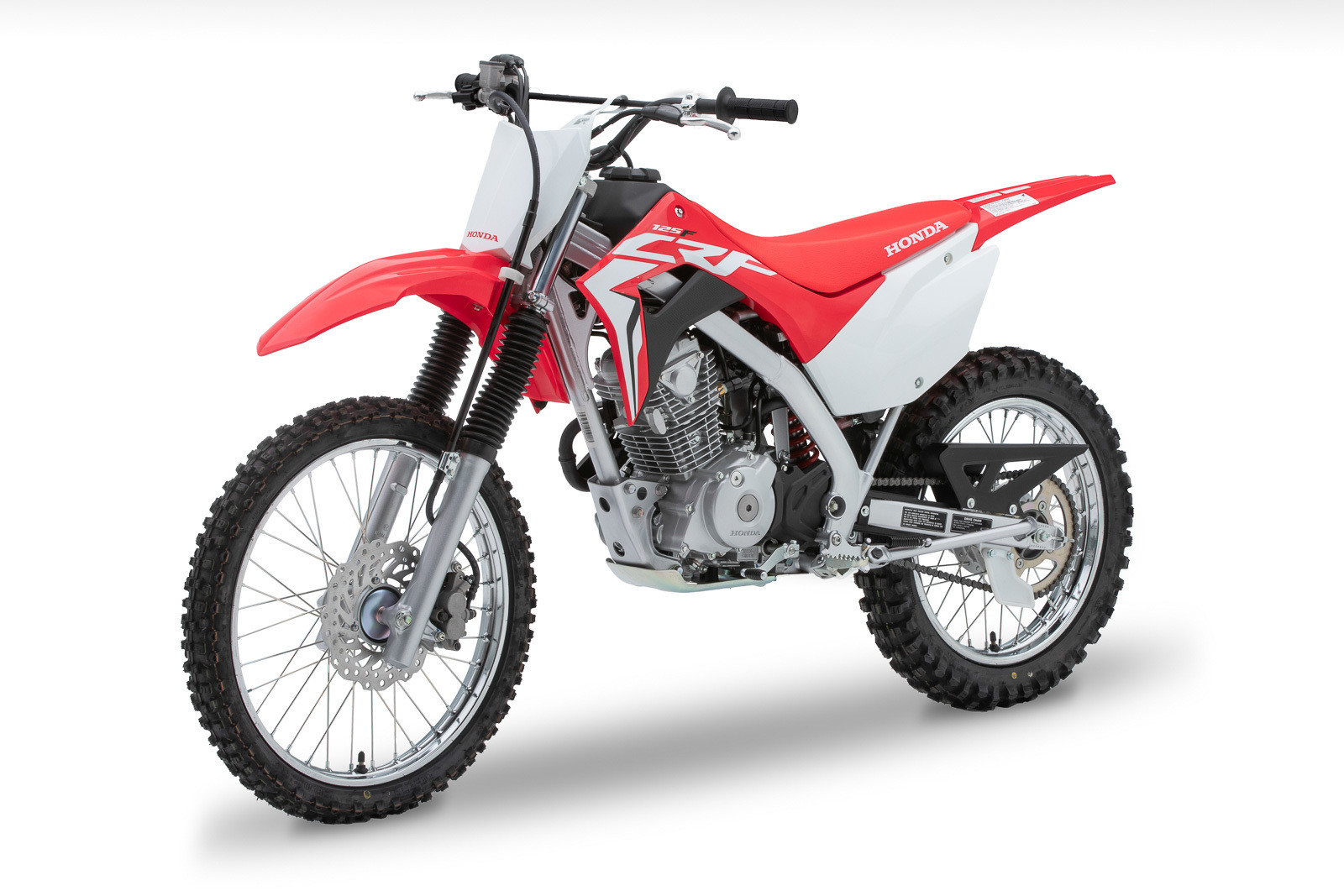 2019 Honda CRF125 Big Wheel.