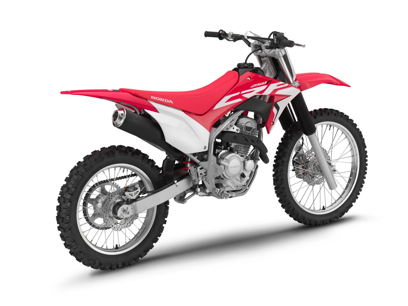 2019 Honda CRF250F.