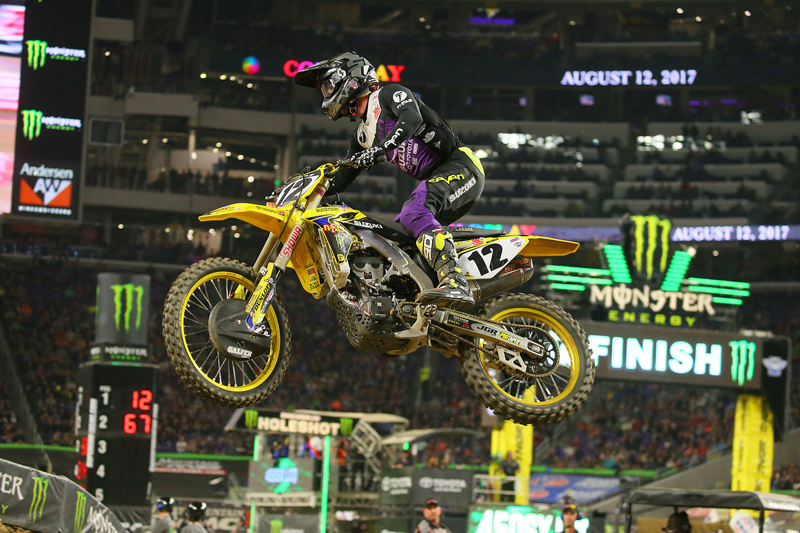 2017 Minneapolis Supercross