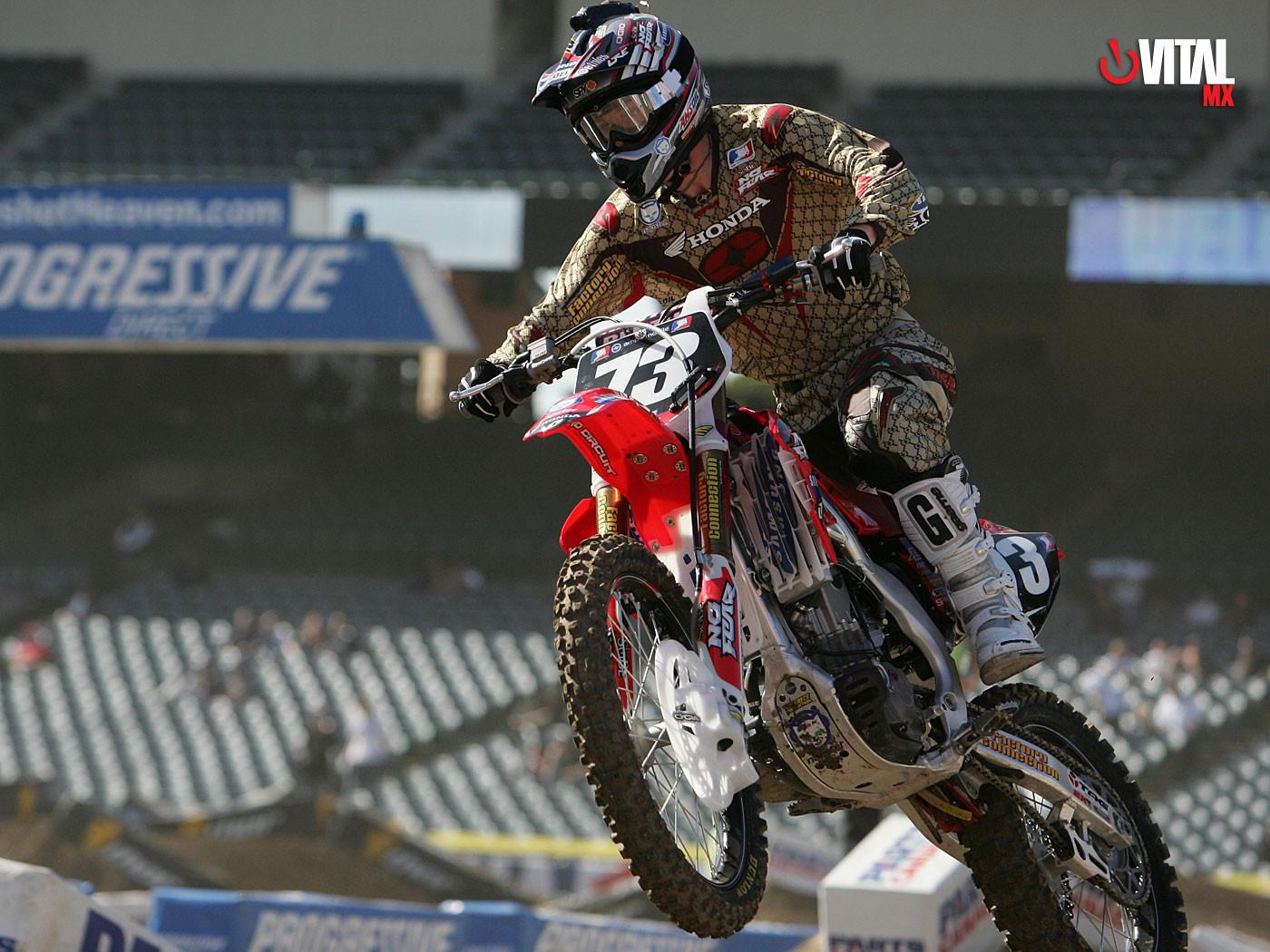 2007 Anaheim 3 Supercross