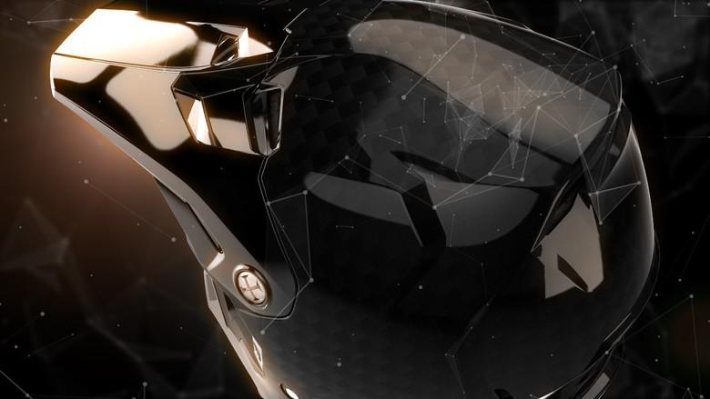Lightweight 12K Carbon Fiber shell