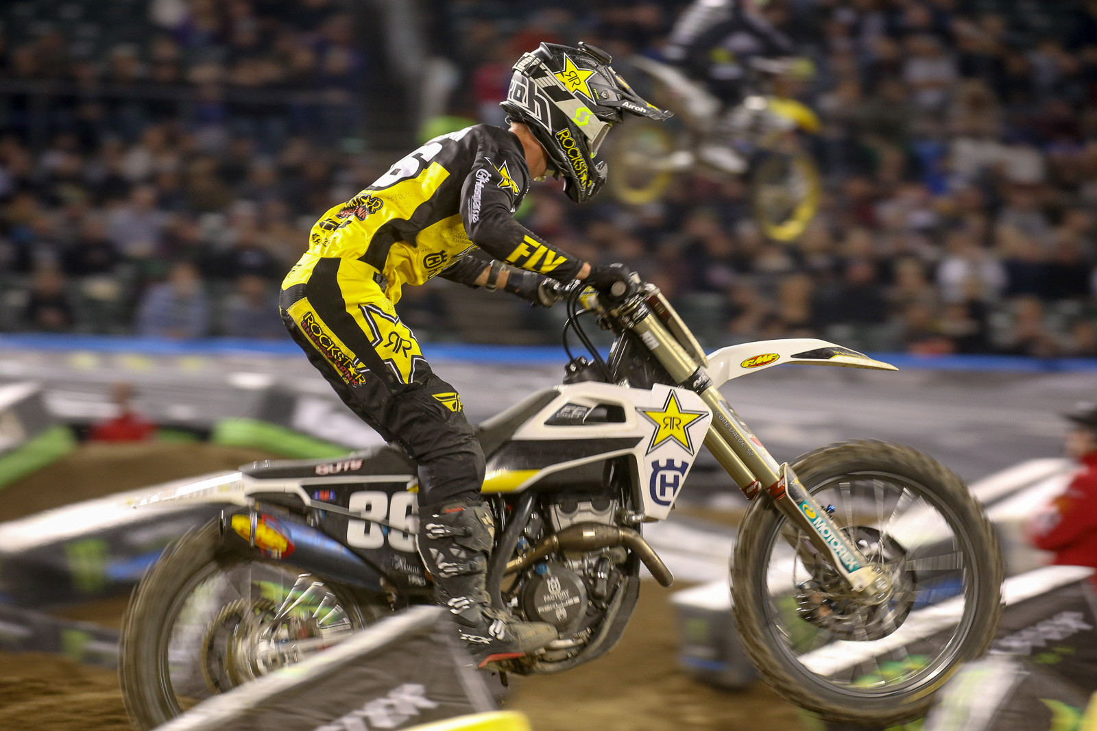 Michael Mosiman was seventh in the 250 main this weekend, and he gave us the inside scoop on his season so far. Click play on the audio clip below to hear from him.
