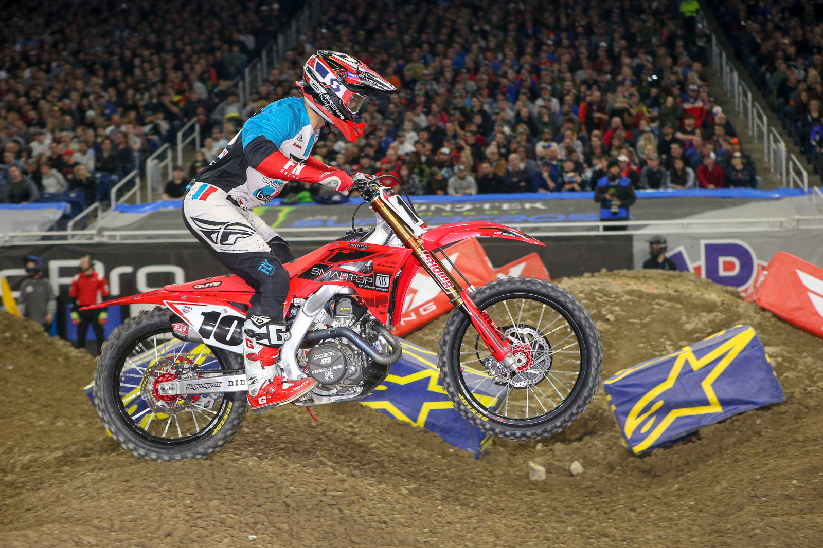 For a good chunk of the first main event, it looked like Justin Brayton might grab another win.