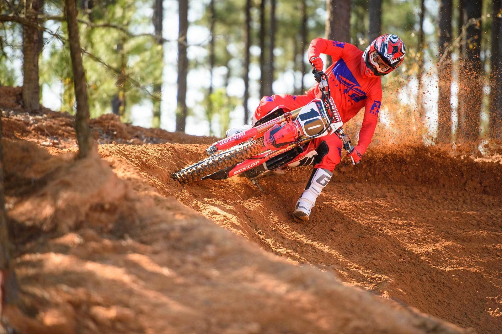 Justin Brayton, 2019.5 Kinetic Mesh Shield Racewear