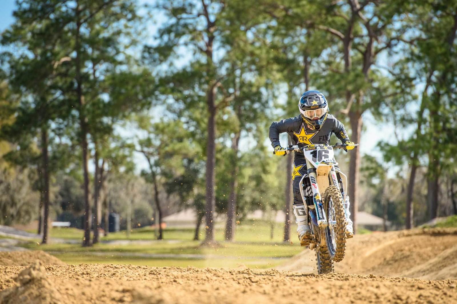 Zach Osborne, 2019.5 Kinetic Mesh Rockstar Racewear