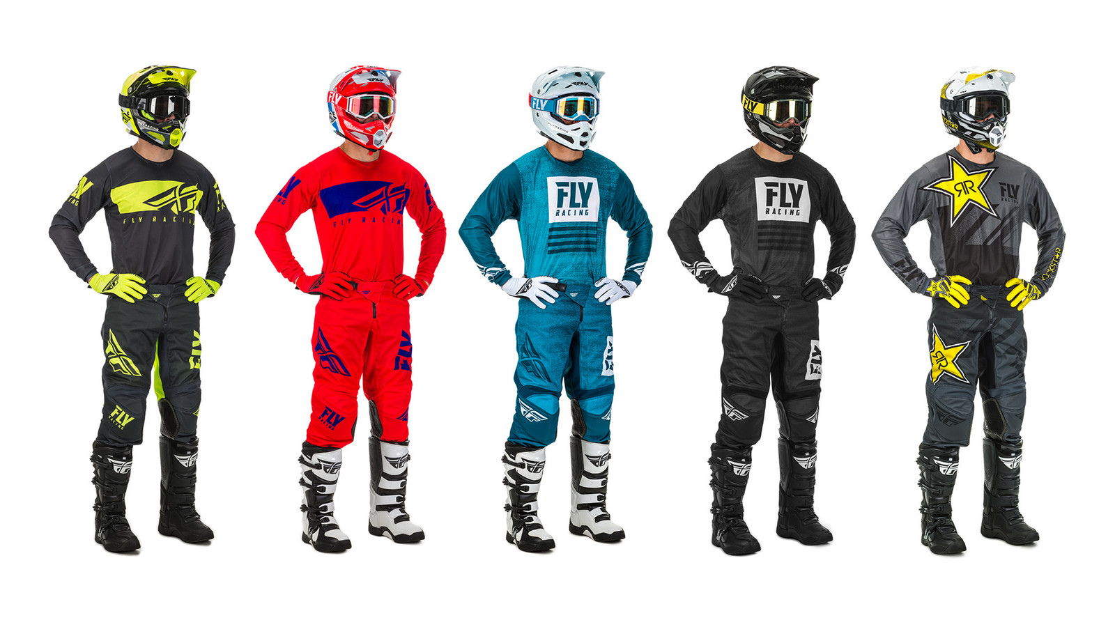2019.5 Kinetic Mesh Racewear (Shield, Noiz, Rockstar)