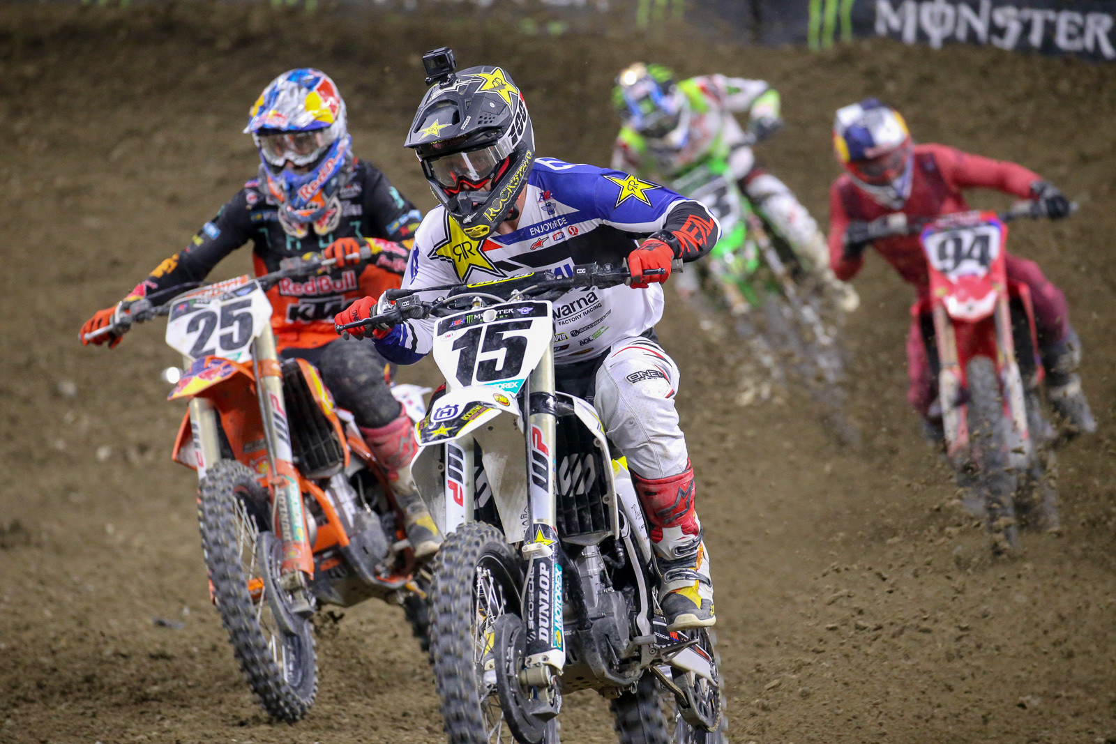 View From The Floor Intense In Indy Motocross Feature Stories Vital Mx