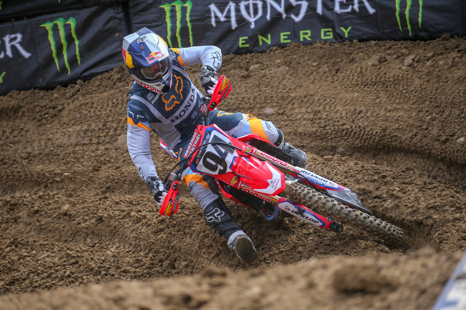 Ken Roczen has huge numbers on social media, both in followers and interaction.