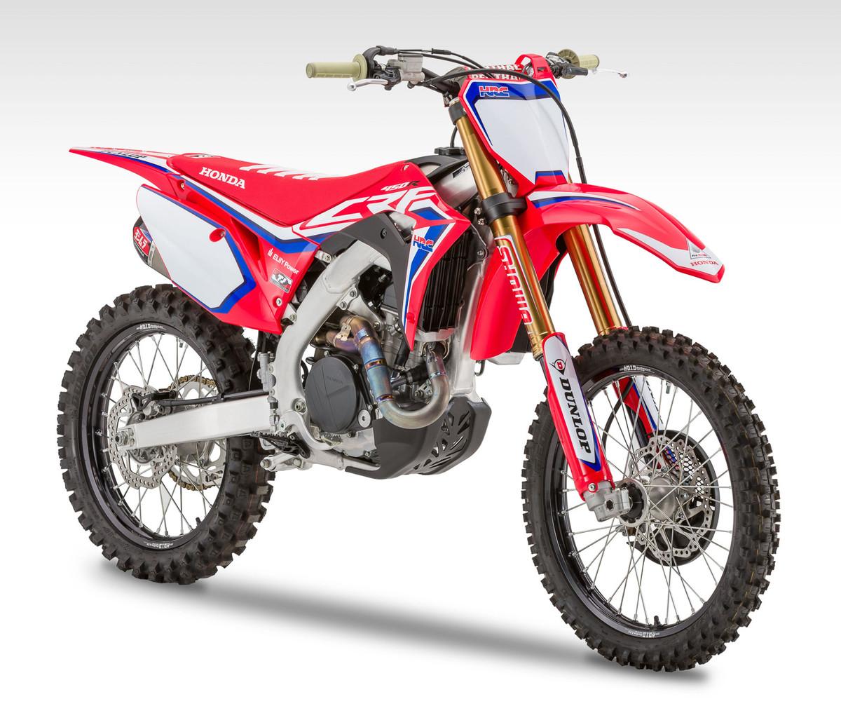 Honda CRF450WE