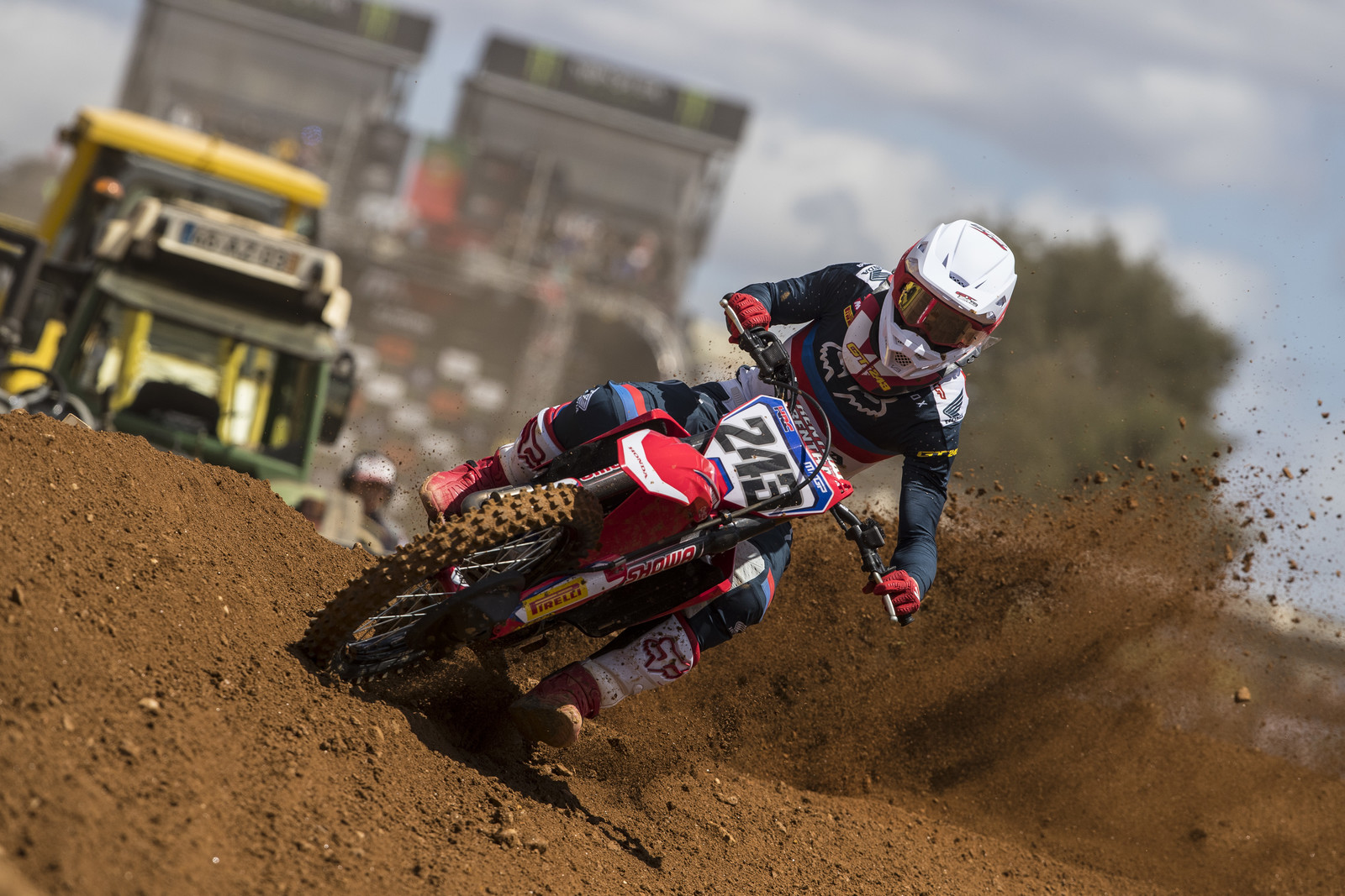 "Tim Gajser - ""It was really great to come away with two wins and the overall here in Portugal. I put last weekend behind me and I knew that if I focused and rode like I know how to ride, I could do well at this Agueda track. Still, to get both moto victories is a great confidence booster and backs up my win in Trentino very nicely. I now have the fastest laps in the last four motos so my speed is good and I know I am feeling strong too. These back to back races are tough but I head to France really happy with my riding and confident that the bike and I are working well together. A big thanks to the team for working so hard to help make this happen, and let's keep up the effort!"""