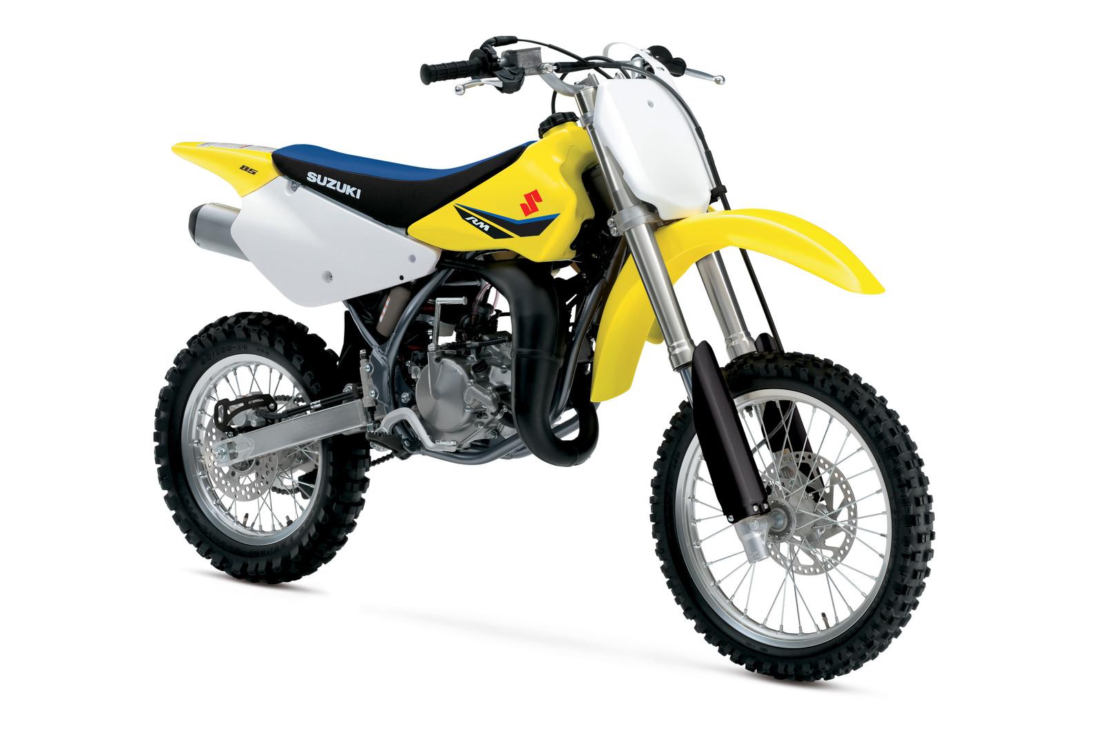 First Look: 2020 Suzuki Motocross Models