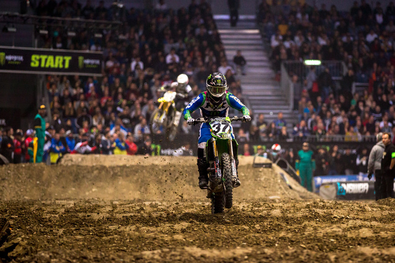 Martin Davalos impressed in Geneva. We're looking forward to seeing him on a 450 full-time in 2020.
