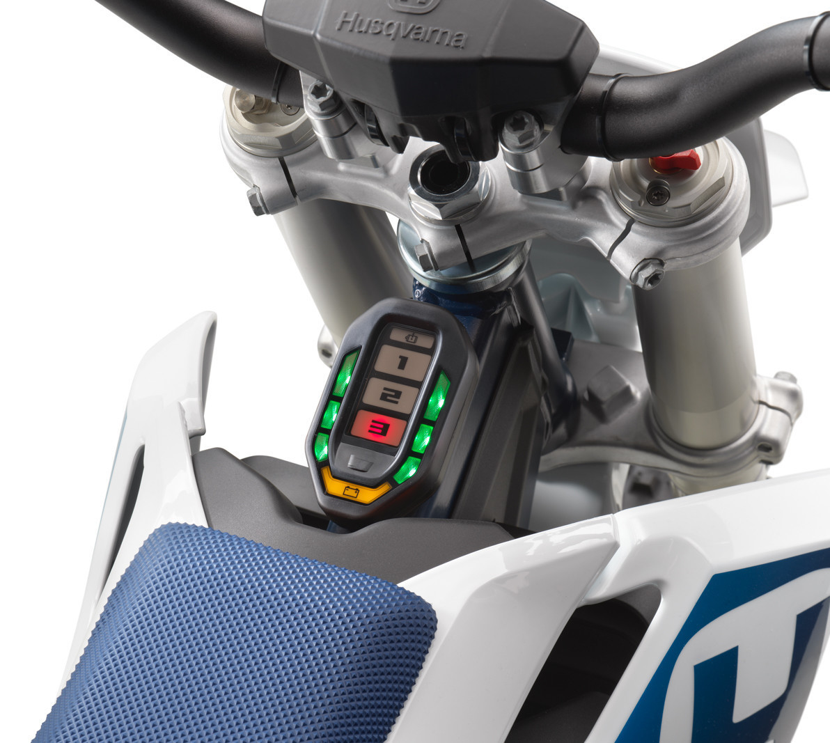 We like that parents can select the power setting that's appropriate for their rider.