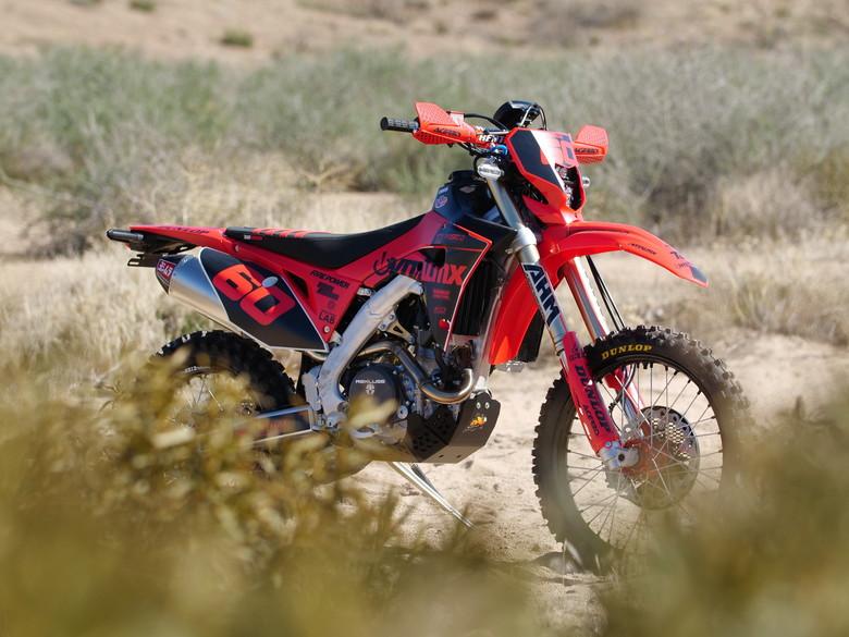 2020 Honda CRF450L