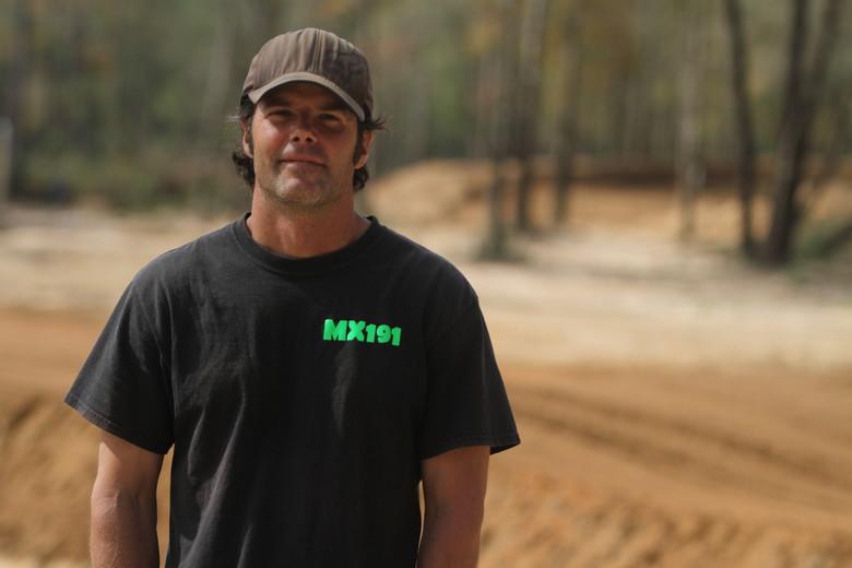 Owner and operator of MX191 Josh Neptune