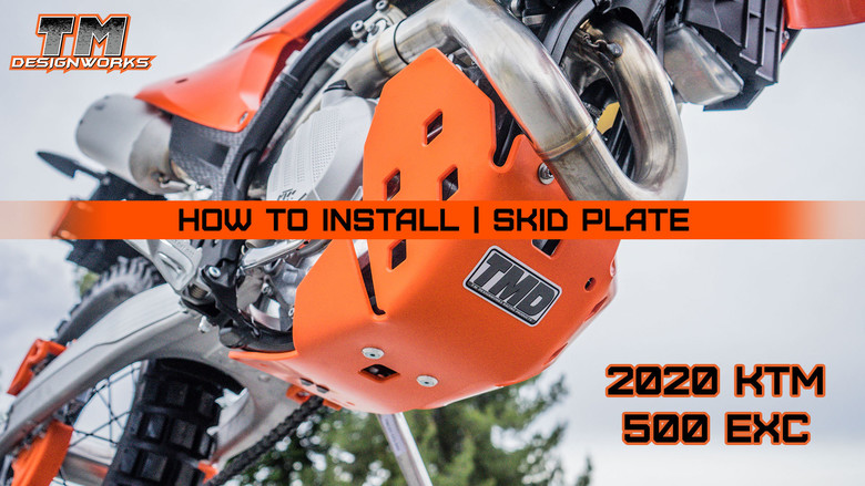 Check out some quick installation tips with the Full Coverage Skid Plate here ~ youtube.com/watch?v=u5aN8AiPIKw&t=10s