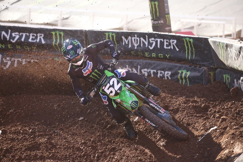 Austin Forkner took home the Main Event win.