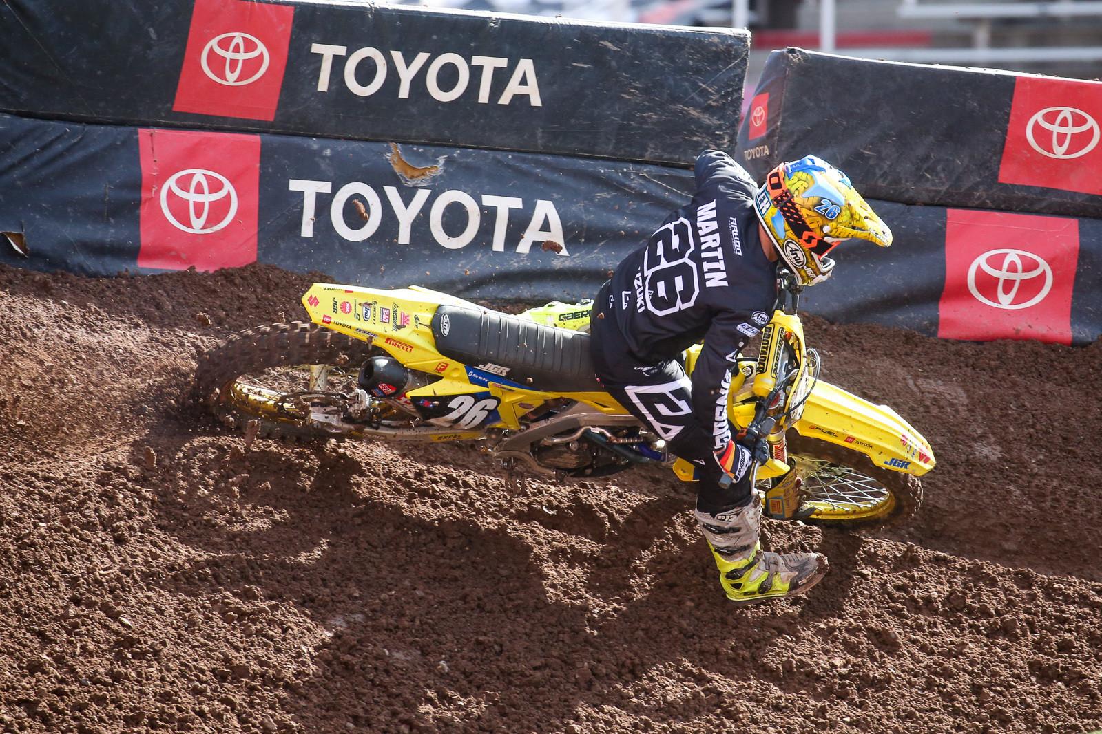 Alex Martin.