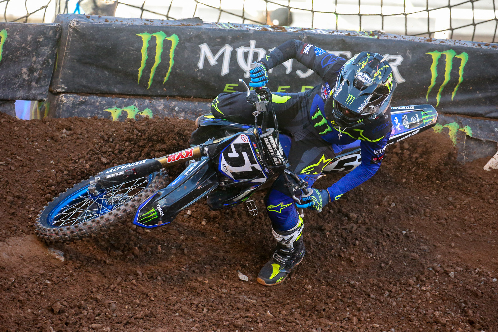 We'd guess that Justin Barcia wasn't exactly pleased with his ninth-place finish at the sixth edition of Salt Lake City, but it was up seven spots from his 16th place at the end of the first lap.