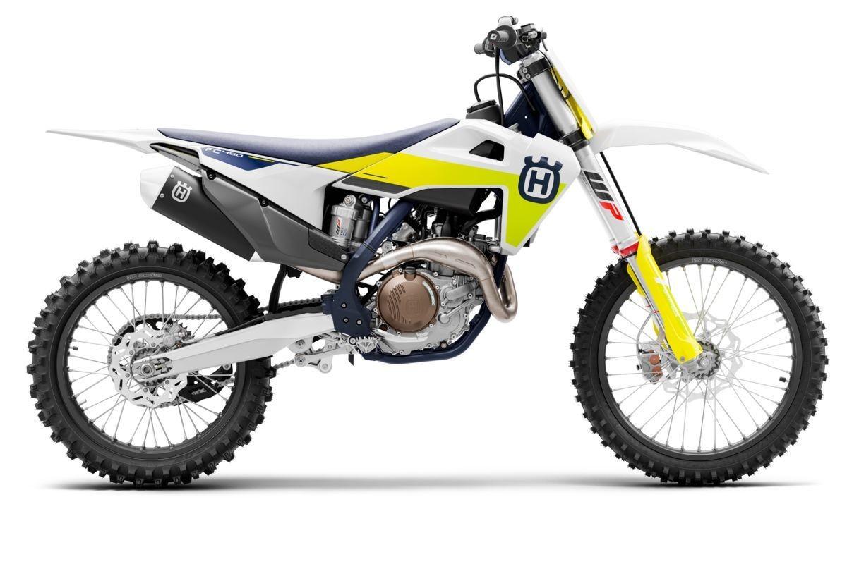 2021 Husqvarna FC 450