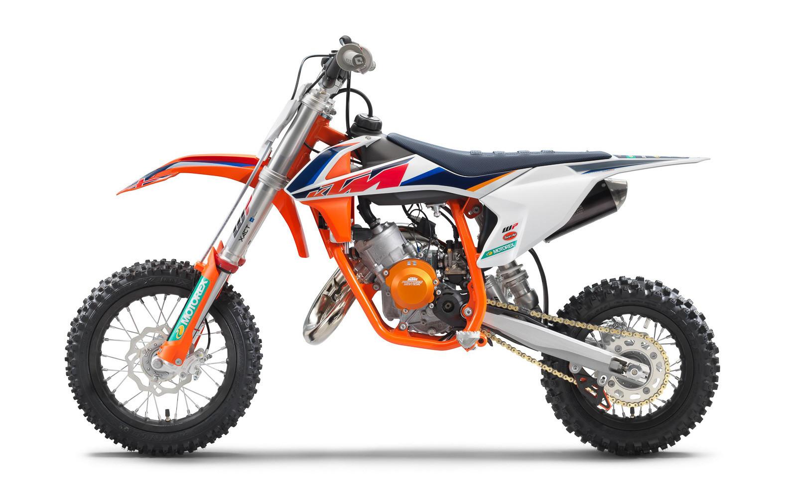 2021 KTM 50 Factory Edition.