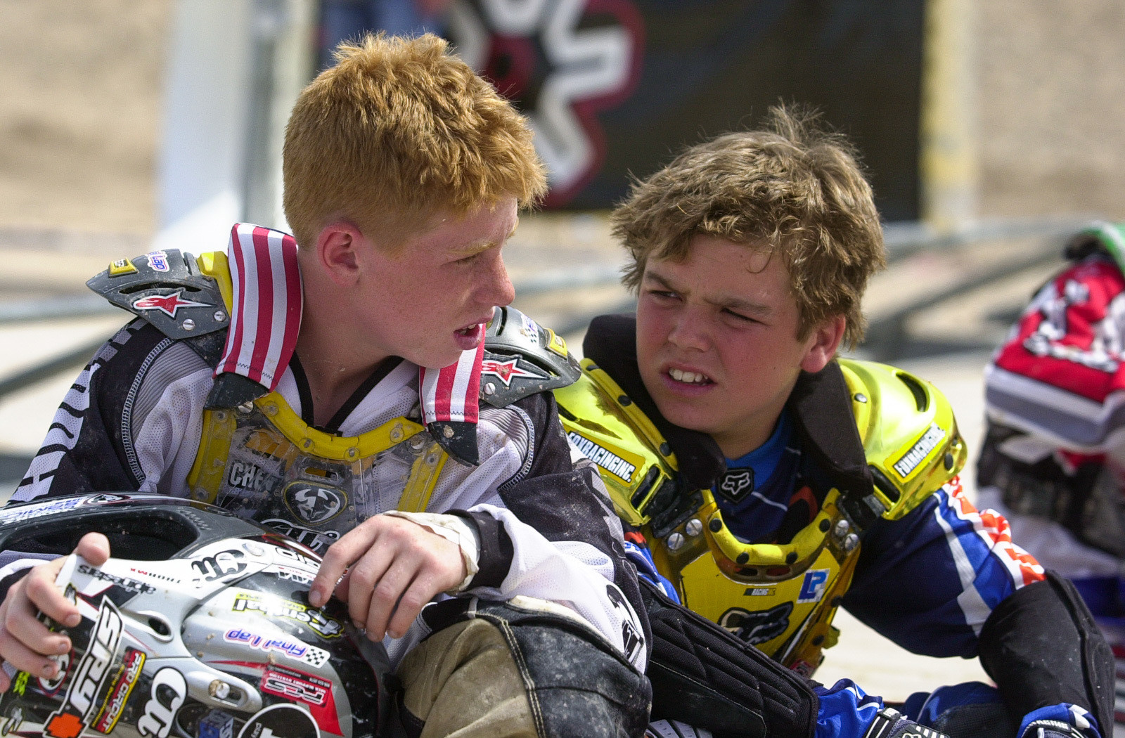 Hmm...we wonder if these two groms ever made anything of themselves. Oh, wait...that's Ryan Villopoto and Zach Osborne.