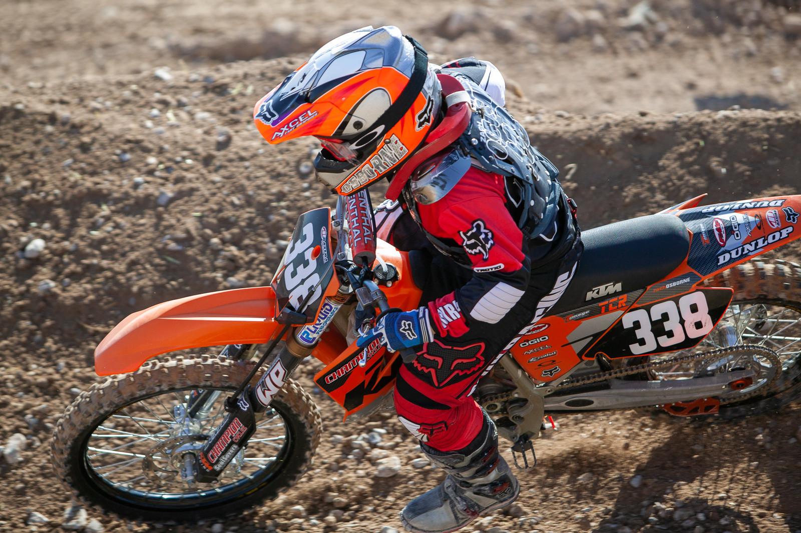 Zach Osborne.