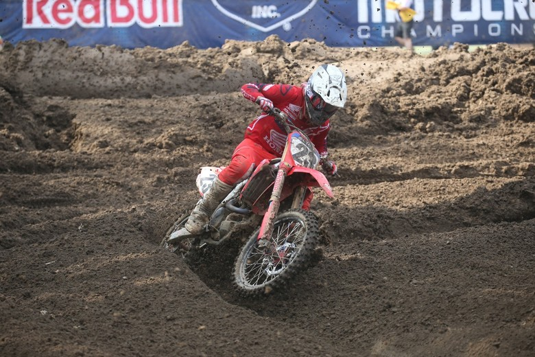 Chase Sexton will most likely win a moto this season...
