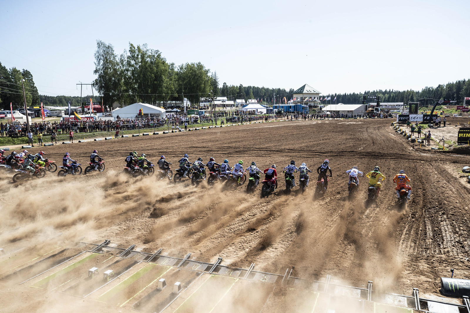 Three consecutive MXGPs at the Kegums circuit are in the books. Even with a similar layout each race, we saw three different overall winners in the MXGP class.