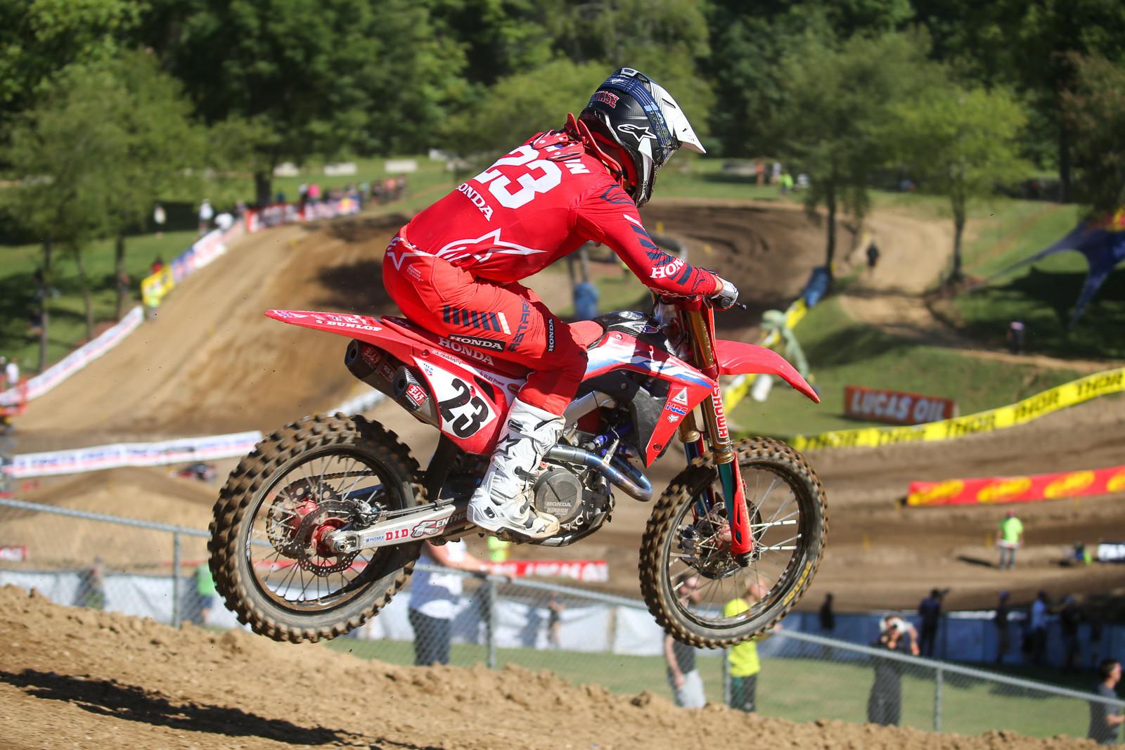 Chase Sexton.