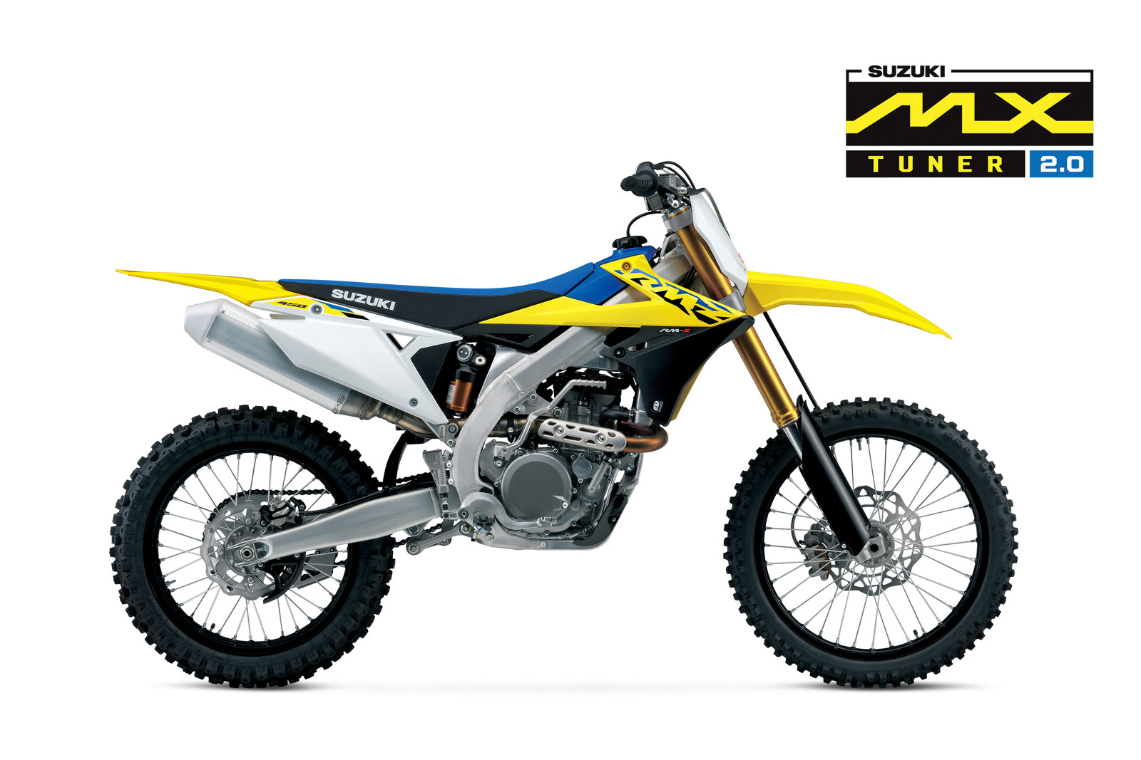 2021 Suzuki RM-Z450: MSRP $8,999