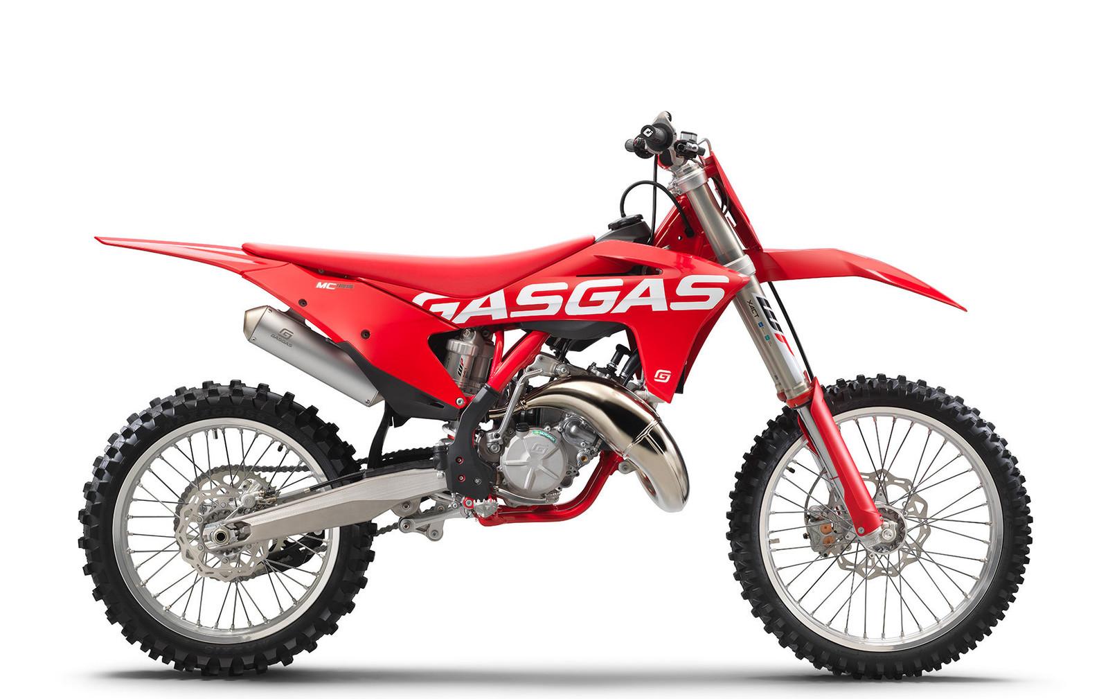 2021 GASGAS MC 125