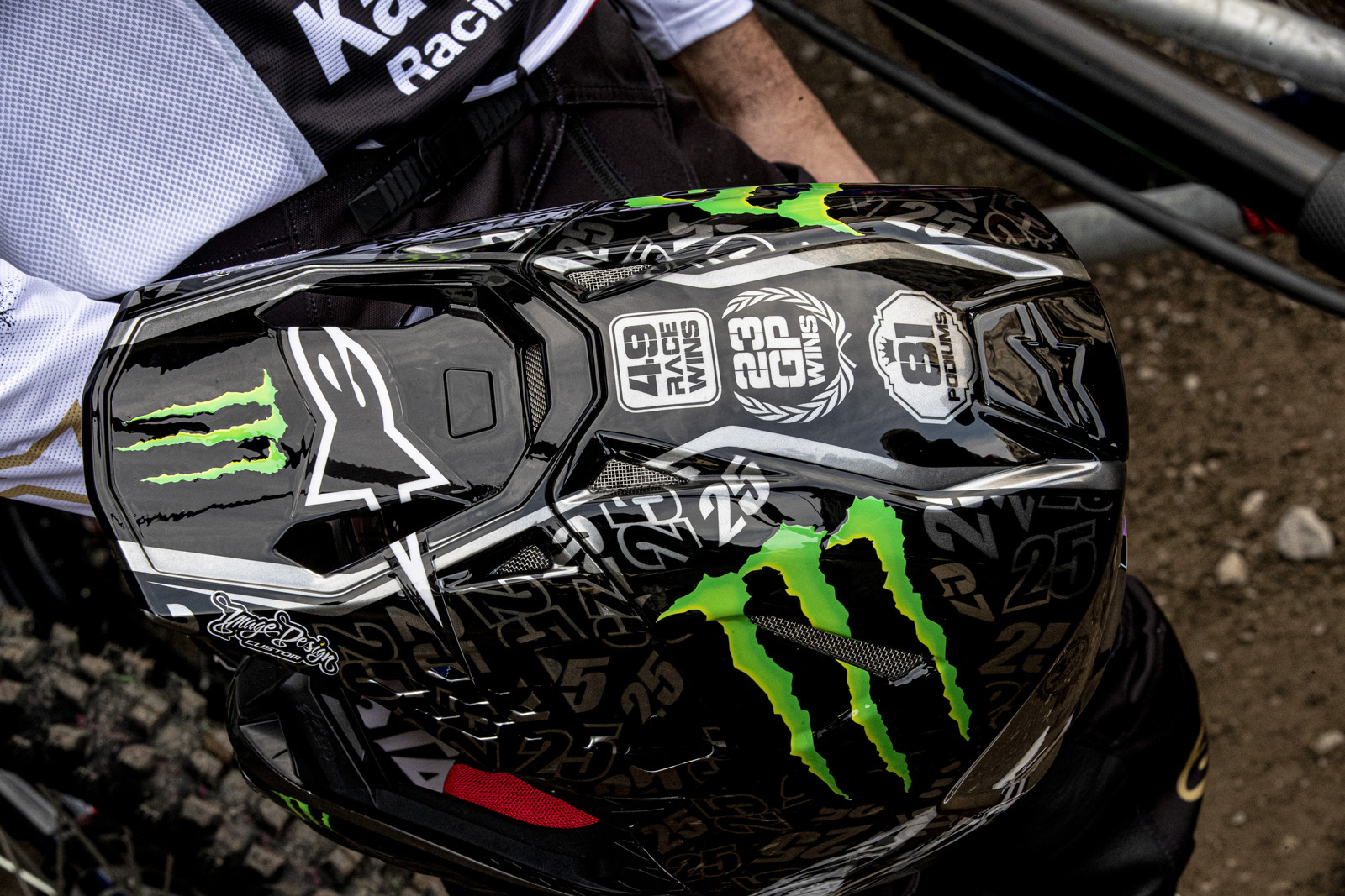 Such a cool lid and impressive stats for the MX Panda.