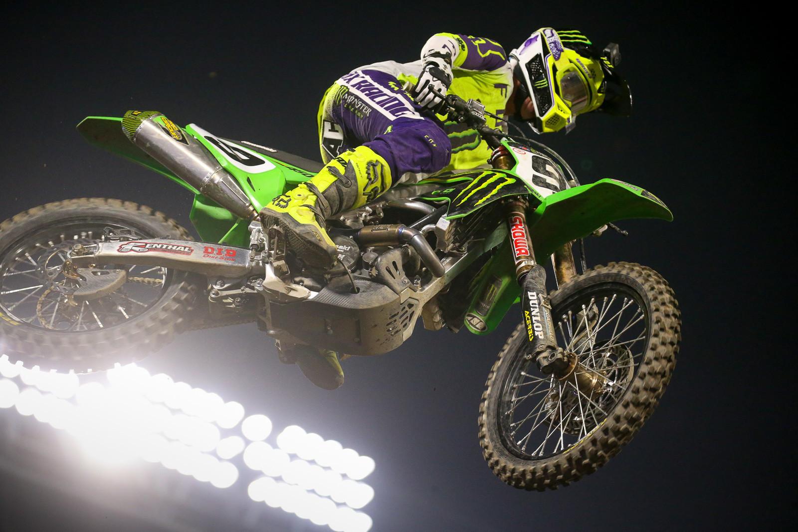 2020 Anaheim 1 Supercross.