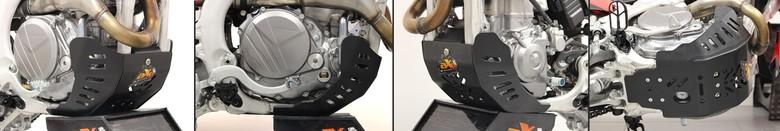 2021 Honda CRF450R/RX MX/SX Skid Plate
