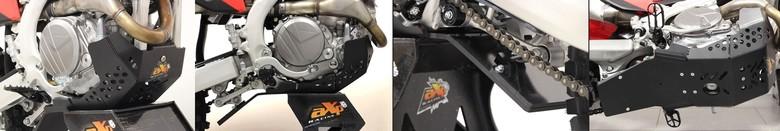 2021 Honda CRF450R/RX Xtrem skid plate