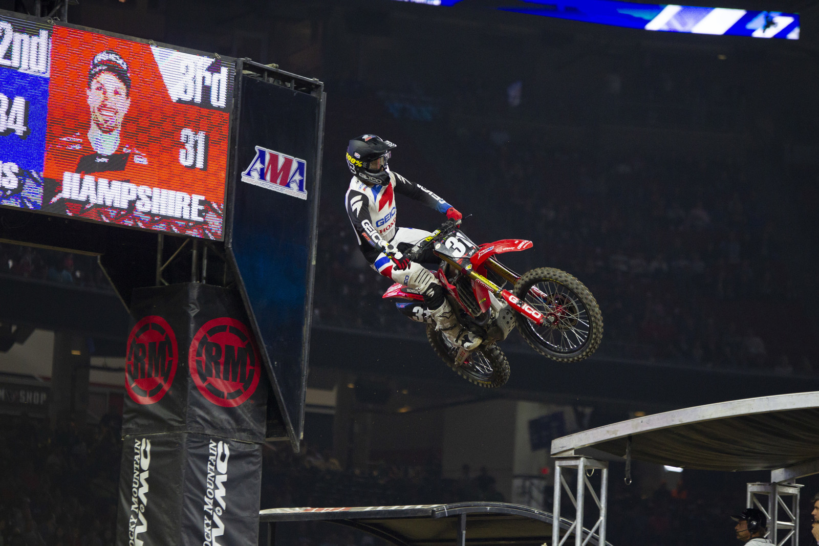 2019 Houston Supercross.