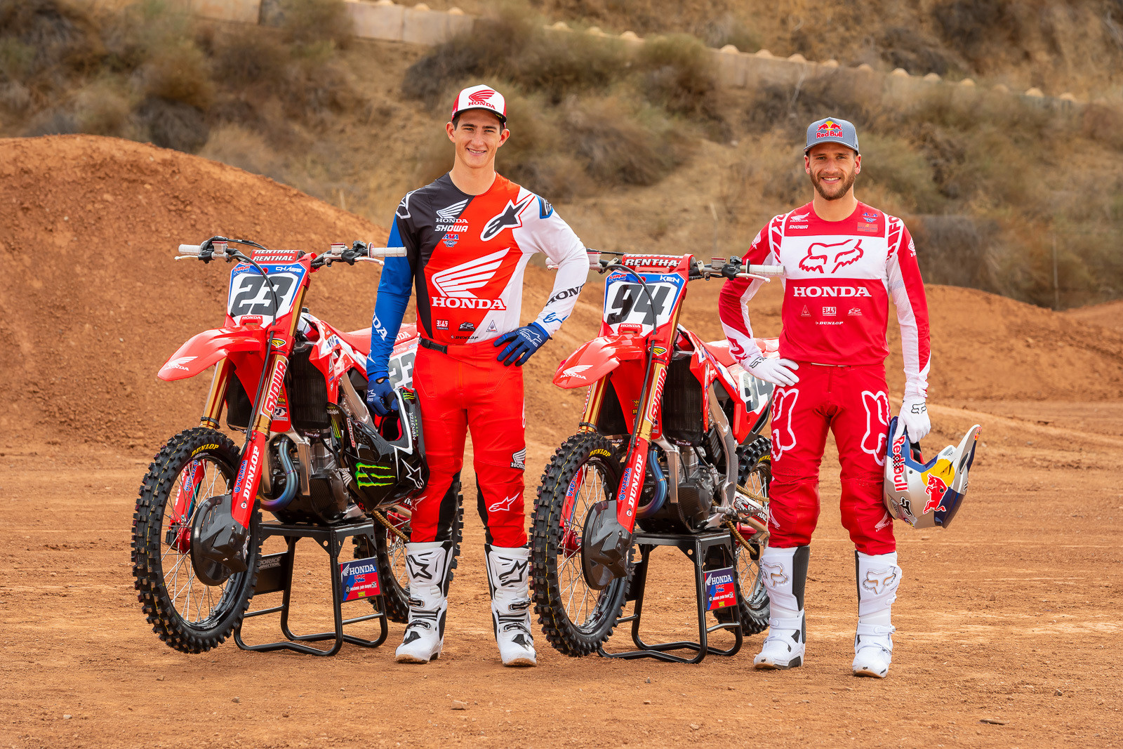 After a pair of 250 Supercross titles, Chase Sexton will move up to the 450 class alongside Ken Roczen.