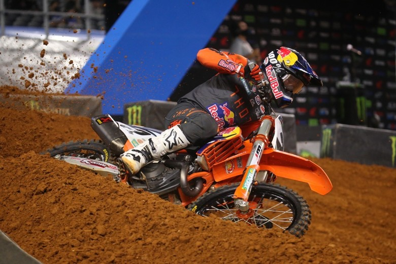 It was a big win for Cooper Webb.