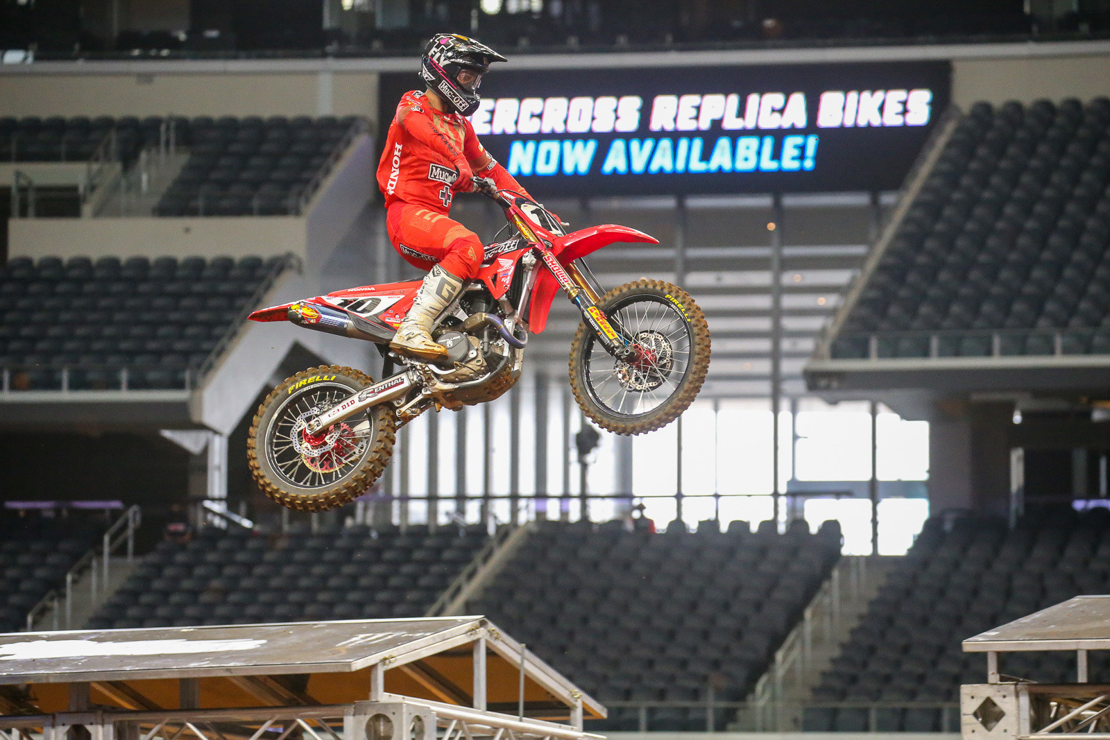 It was good to see Justin Brayton back in the mix.